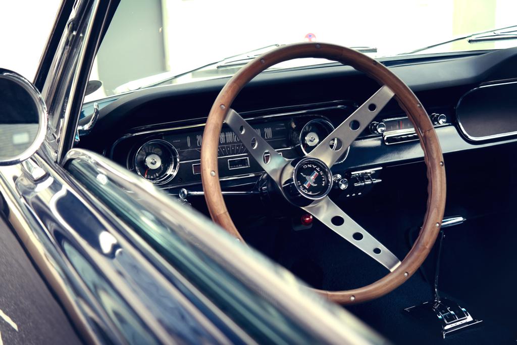 Ford Mustang innen